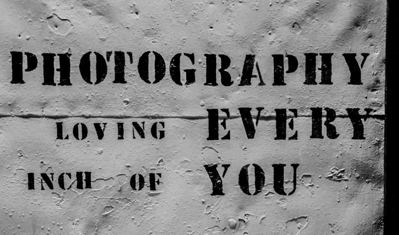 Цитата о фотографии
