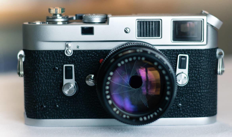 Дальномерная Leica